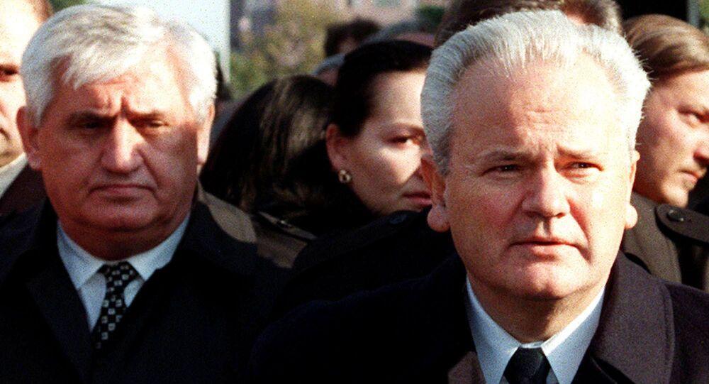 Victimes du Tribunal de La Haye pour l'ex-Yougoslavie