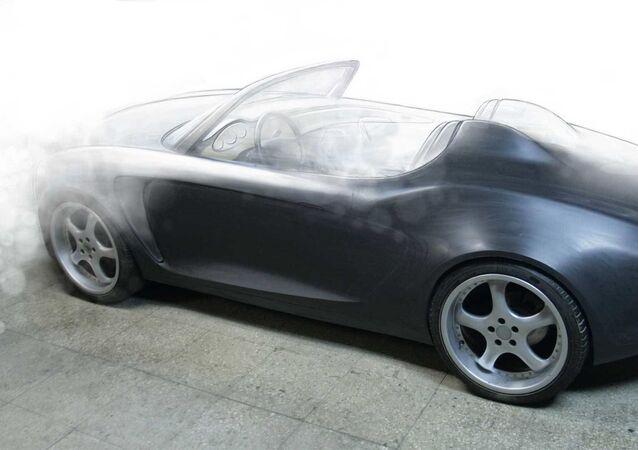 Yagalet développe une voiture sur coussin d'air