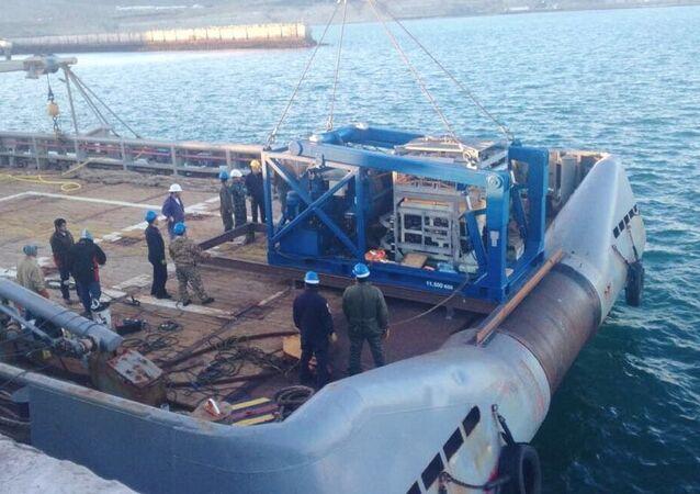 Le submersible russe Pantera Plus engagé à l'opération de recherche du sous-marin San Juan
