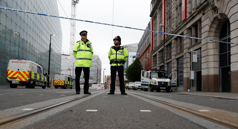 La police de Manchester