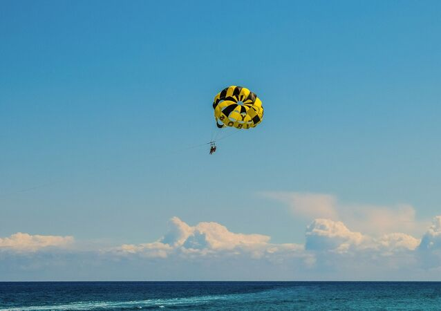 Parachute / image d'illustration