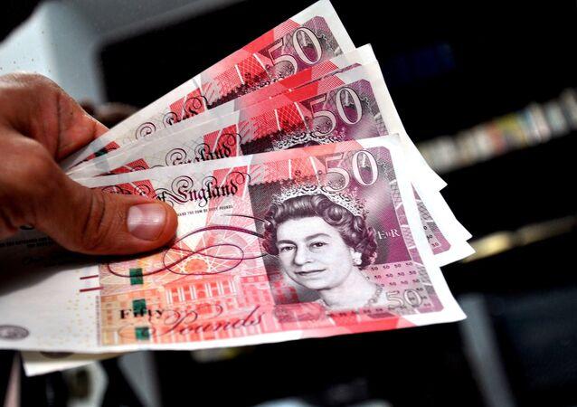 Livres sterling britanniques