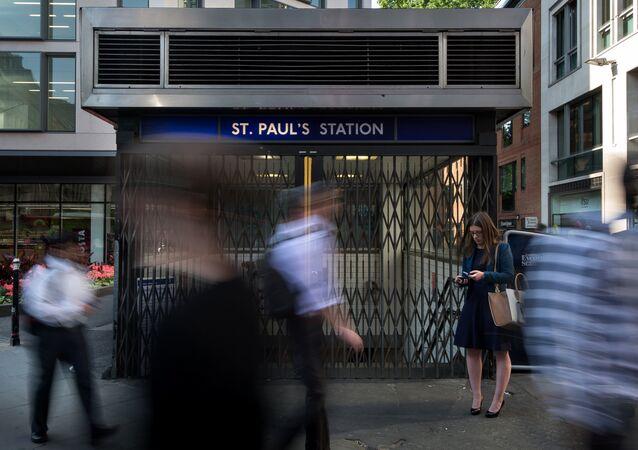 Station St Paul's