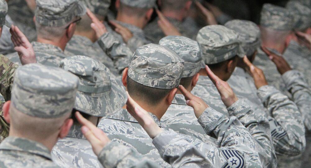 Militaires américains