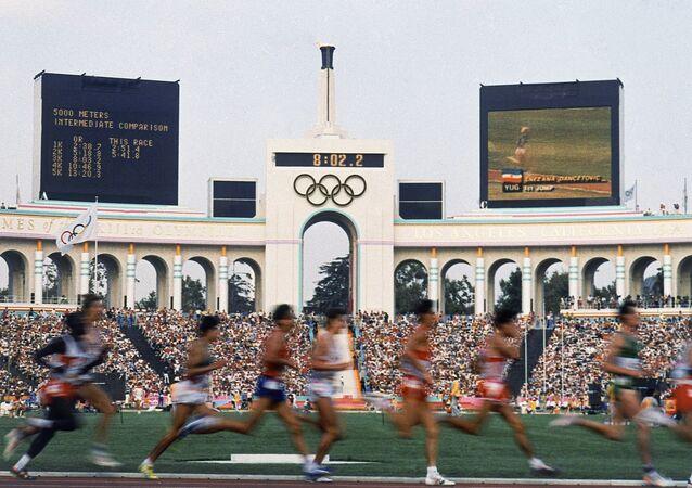 Les JO 1984 de Los Angeles