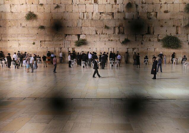 le Mur des Lamentations à Jérusalem (image d'illustration)