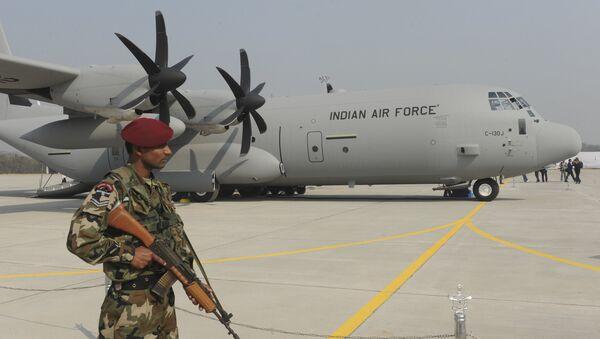 Un soldat indien - Sputnik France