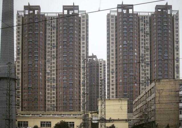 Jinan, China (archivo)