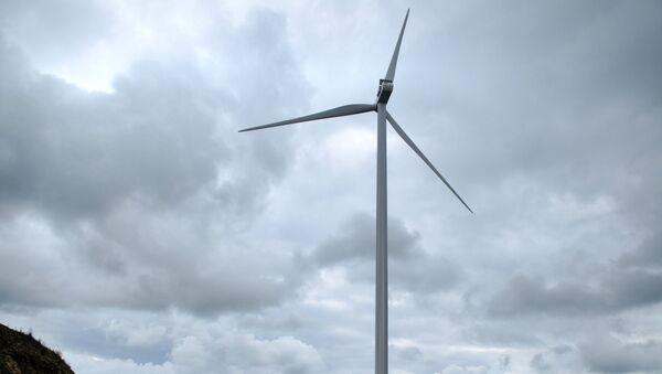 Une éolienne  - Sputnik France