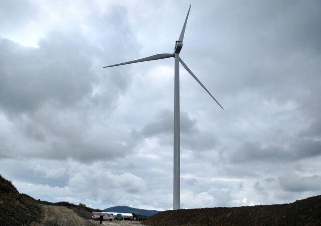 Le vent du changement du secteur énergétique russe