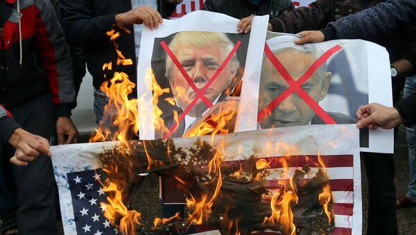 Décision de Trump sur Jérusalem: le monde arabe réagit - Sputnik France