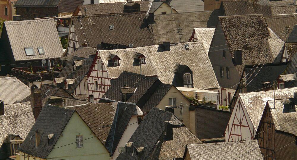 Un village (image d'illustration)