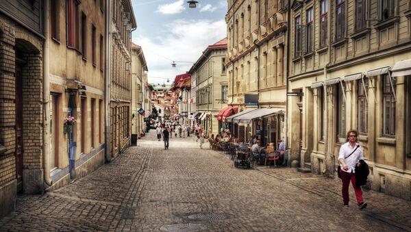 Göteborg (image d'illustration) - Sputnik France