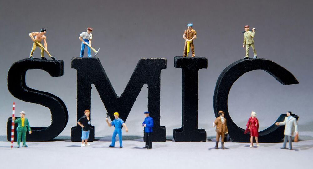 L'Euro contre le SMIC ?