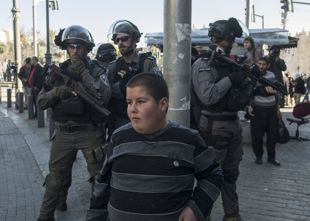 Situation à Jérusalem