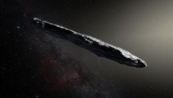 Astéroïde Oumuamua - Sputnik France