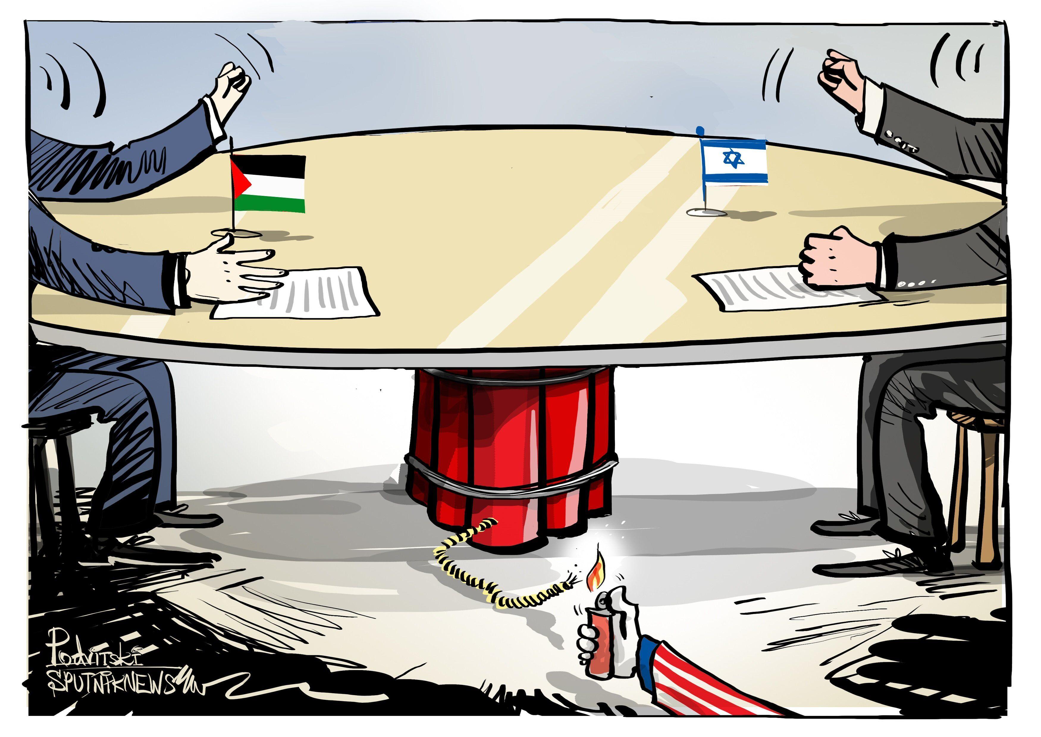 Le Hamas annonce le début de la Troisième intifada
