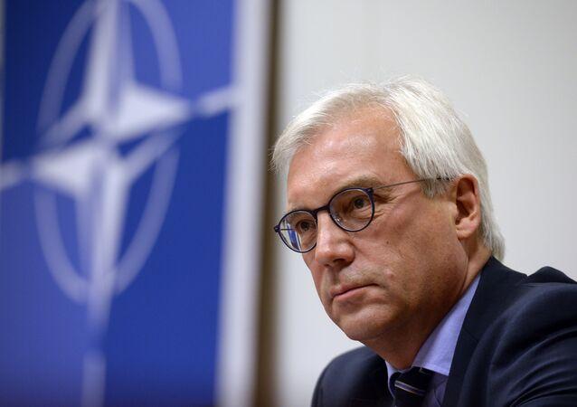 Alexandre Grouchko, ambassadeur de Russie à l'Otan