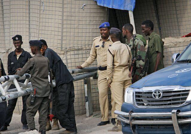 Attentat à Mogadiscio. Archives