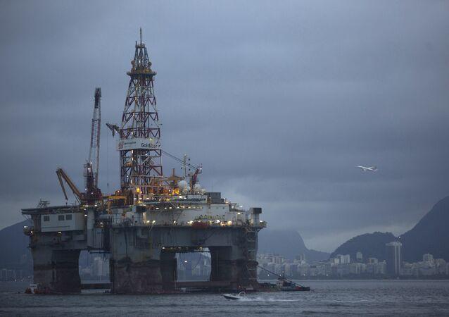 Production de pétrole