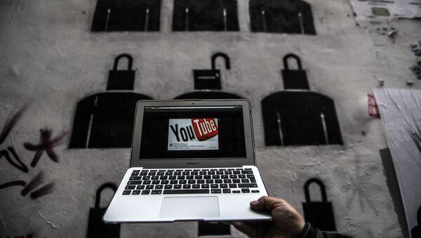 YouTube - Sputnik France