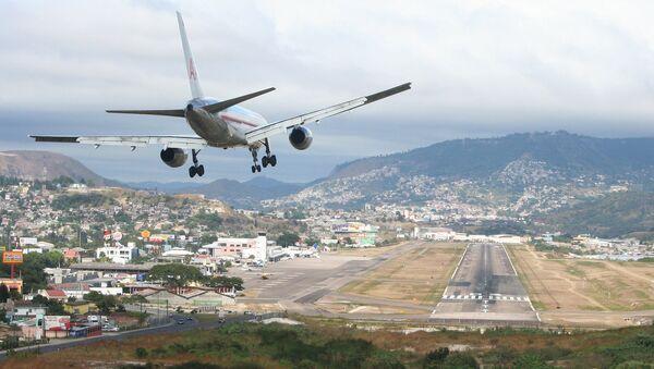 Aeropuerto de Toncontín en Tegucigalpa, Honduras - Sputnik France