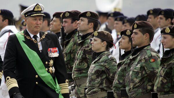 Trump? Menace terroriste? Pourquoi le Portugal adhère à l'«Armée européenne»? - Sputnik France