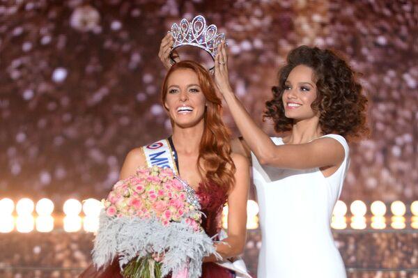 Maëva Coucke a mérité le titre de Miss France 2018 - Sputnik France