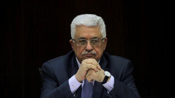 Palestinian President Mahmoud Abbas - Sputnik France
