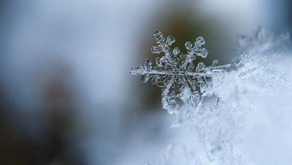 Flocon de neige, image d'illustration - Sputnik France