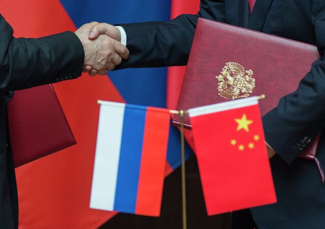 Collaboration entre la Russie et la Chine
