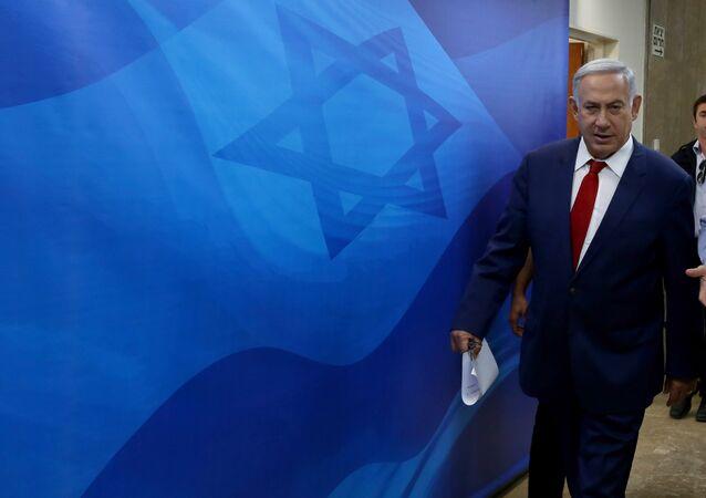 Le Premier ministre israélien Benjamin Netanjahu