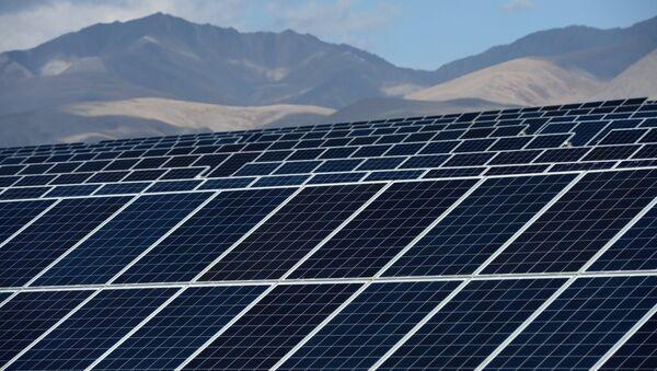 Des panneaux solaires - Sputnik France