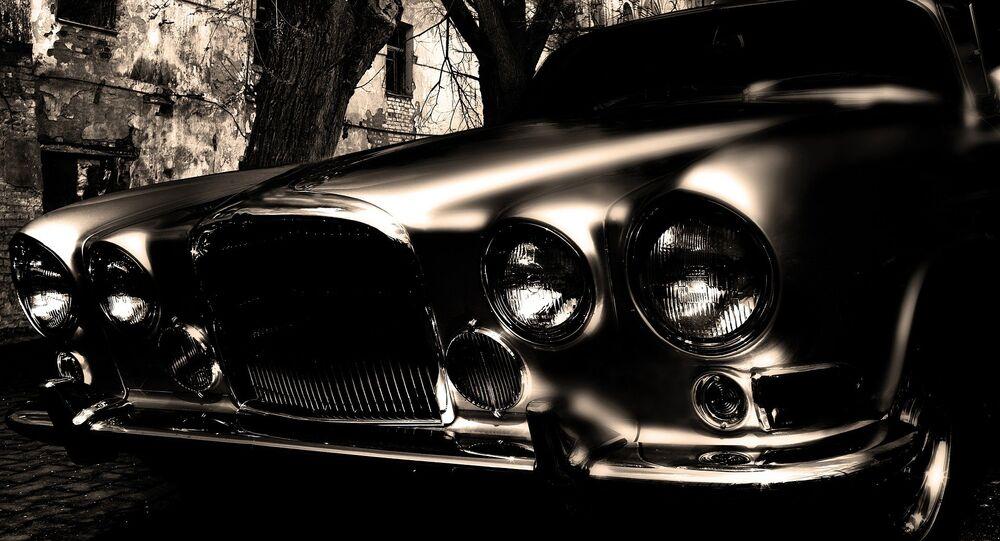 Un véhicule fantôme