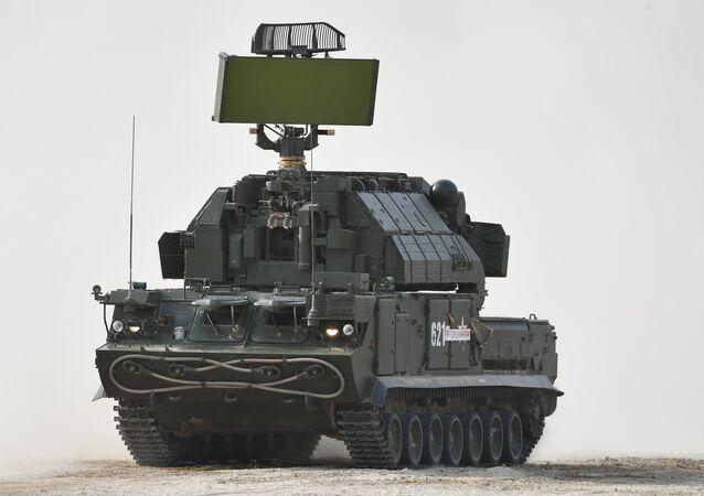 Système de la défense antiaérienne Tor