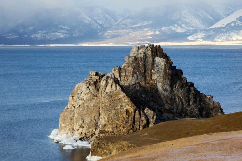 Olkhon, la plus grande île du lac Baïkal
