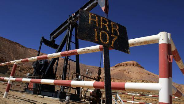 Un gisement de pétrole libyen - Sputnik France