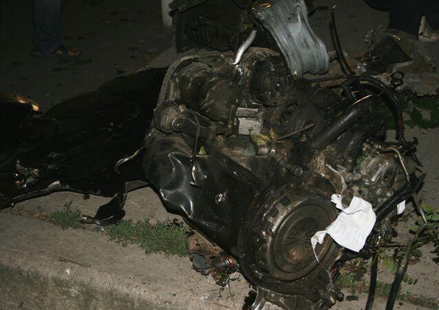 Un djihad-mobile après l'explosion