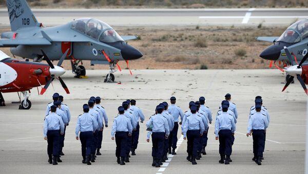 Les nouveaux pilotes de l'Armée de l'air israélienne - Sputnik France