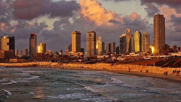 La vue de Tel-Aviv - Sputnik France