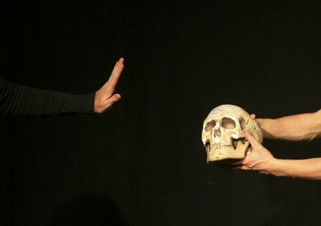 Pièce Hamlet de William Shakespeare