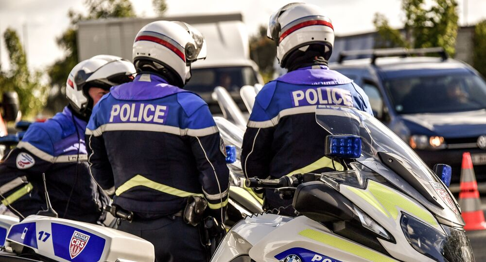 des policiers français (image d'illustration)