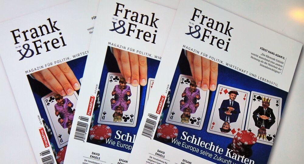 "revue ""Frank&Frei"""