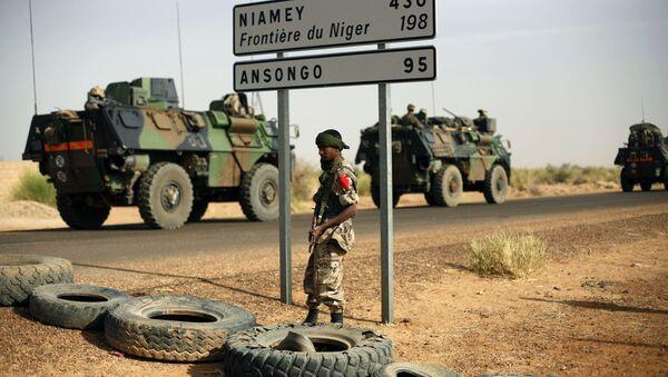 à la frontière du Niger - Sputnik France