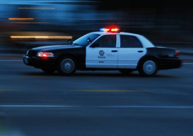 Police de Los Angeles