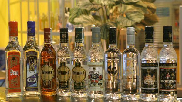 vodka russe - Sputnik France