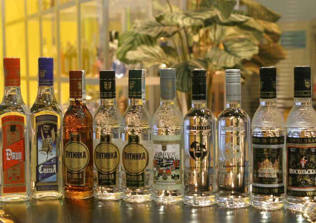 vodka russe