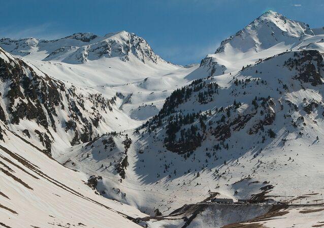 Pyrénées. Image d'illustration