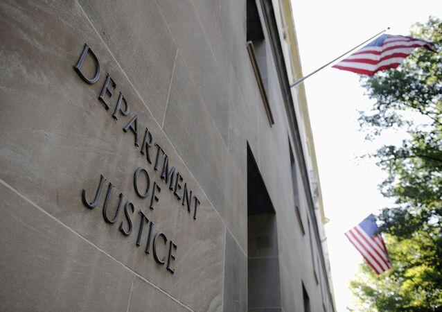 Département de la Justice des États-Unis