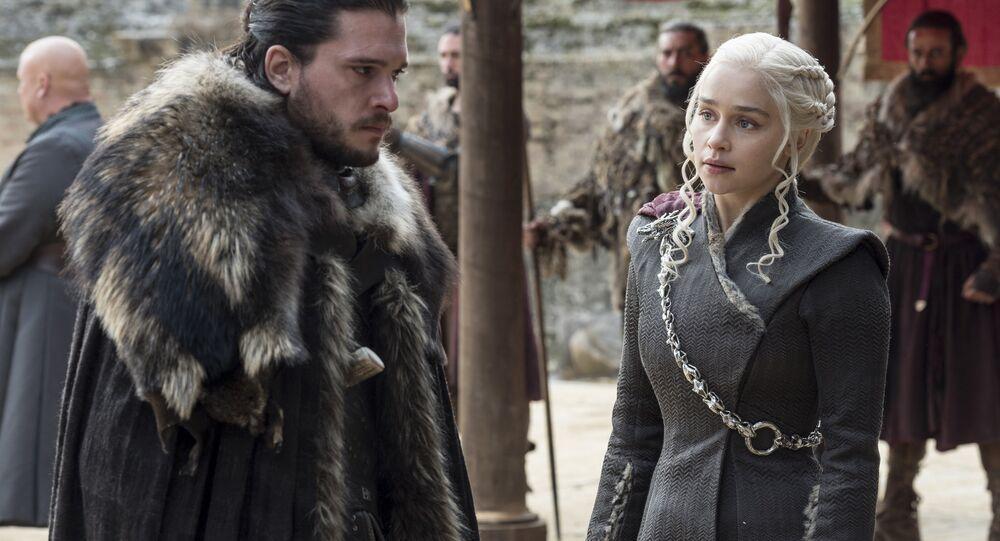 La série télévisée Game of Thrones